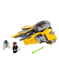Конструктор Star Wars 75281 Лего Звездные Войны Джедайский перехватчик Энакина Lego