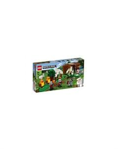 Конструктор Minecraft Аванпост разбойников Lego