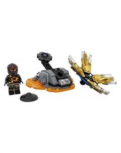 Конструктор Шквал Кружитцу Коул Lego