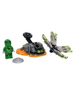Конструктор Шквал Кружитцу Ллойд Lego