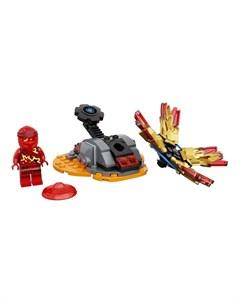 Конструктор Шквал Кружитцу Кай Lego