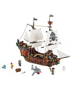 Конструктор Пиратский корабль Lego