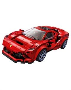 Конструктор Speed Champions Ferrari F8 Tributo Lego