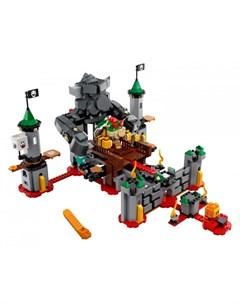 Конструктор Super Mario 71369 Лего Супер Марио Решающая битва в замке Боузера Дополнительный набор Lego