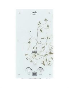 Газовая колонка Glass 20ZG Oasis