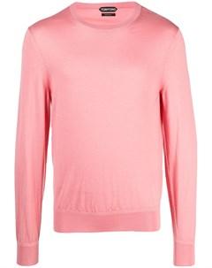 Пуловер с круглым вырезом Tom ford
