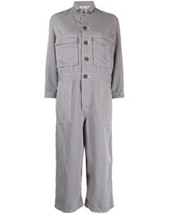 Комбинезон с накладными карманами Comme des garçons tricot