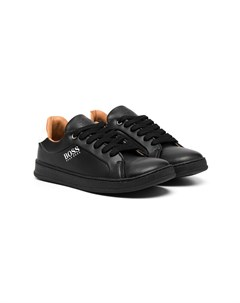 Кеды на шнуровке Boss kidswear