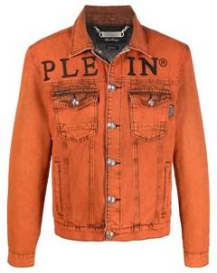 Джинсовая куртка Colorful Iconic Philipp plein