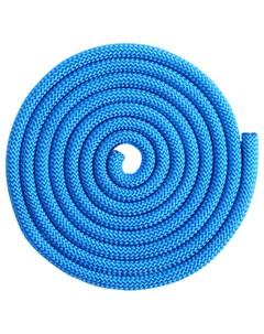 Скакалка гимнастическая 3 м цвет синий Grace dance