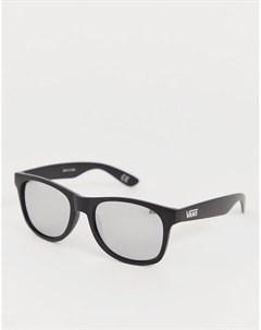 Солнцезащитные очки в матовой оправе черного цвета Spicoli 4 Vans