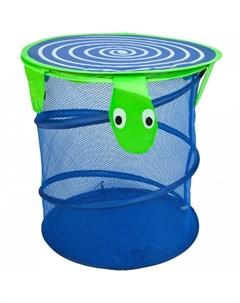 Корзина для хранения игрушек Черепаха 35х40 см Bondibon