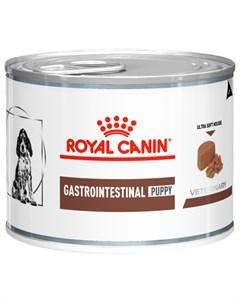 Gastro Intestinal Puppy для щенков при заболеваниях желудочно кишечного тракта 195 гр 195 гр Royal canin