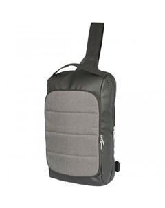 Рюкзак городской нагрудного типа на одно плечо Action!