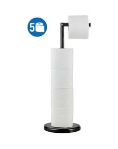 Держатель для туалетной бумаги LOIT с накопителем 13728 Tatkraft