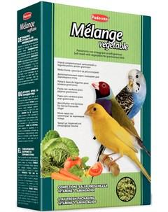 Melange Vegetable дополнительный корм для птиц с овощами 300 гр Padovan