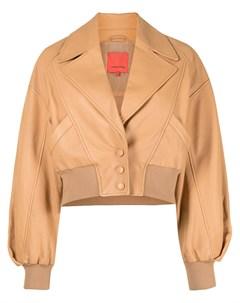 Куртка с заостренными лацканами Manning cartell