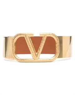 Ремень с пряжкой логотипом VLogo Valentino garavani