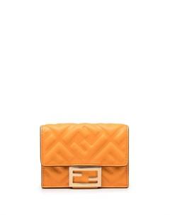 Бумажник с пряжкой FF Fendi