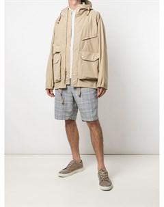 Короткая парка Atlantic Engineered garments