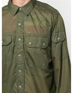 Рубашка Field с нагрудными карманами Engineered garments