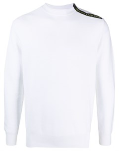 Пуловер с логотипом Armani exchange