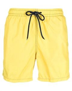 Плавки шорты с контрастной строчкой Drumohr