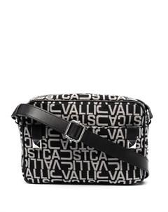 Сумка на плечо с логотипом Just cavalli