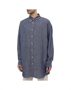 Льняная рубашка Maison margiela