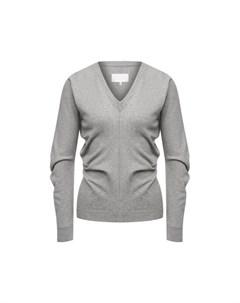 Пуловер из кашемира и шелка Maison margiela