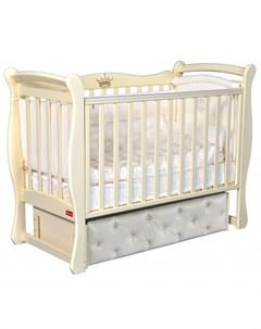 Детская кроватка Andrea Premium универсальный маятник Francesca