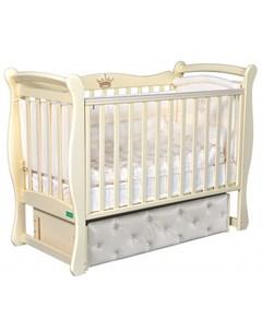 Детская кроватка Ariel Premium универсальный маятник Palermo