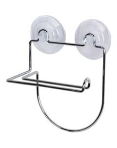 Держатель для туалетной бумаги Corsa на 2 присосках Fora