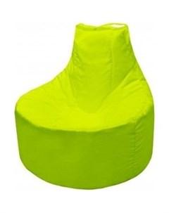 Кресло мешок Бмо12 лимонный Пазитифчик