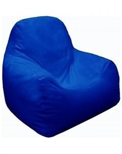 Кресло мешок Бмэ16 синий Пазитифчик