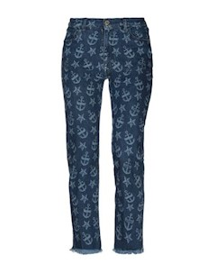 Джинсовые брюки The seafarer