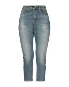 Джинсовые брюки капри R13