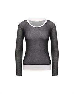 Хлопковый пуловер Isabel benenato