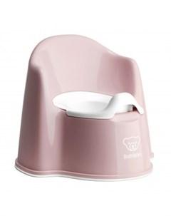 Горшок детский розовый Babybjorn