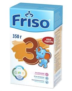 Сухая последующая молочная смесь 3 LockNutri 350гр Friso