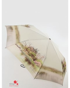 Зонт автомат цвет бежевый Zest