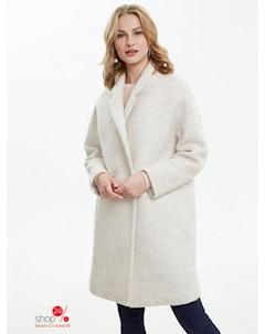 Пальто цвет бежевый