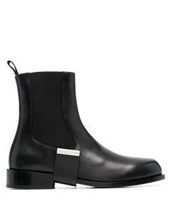 Ботинки челси на низком каблуке 1017 alyx 9sm