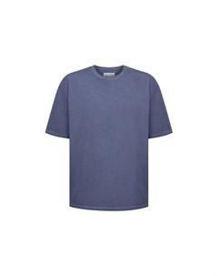 Хлопковая футболка Maison margiela