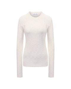Хлопковый пуловер Proenza schouler white label