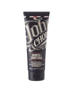 Шампунь кондиционер 250 мл Clean Johnny's chop shop