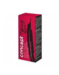 Крем краска для бровей с эффектом татуажа Brows color cream Tatouage effect Черный 30 мл 20 мл Окраш Concept
