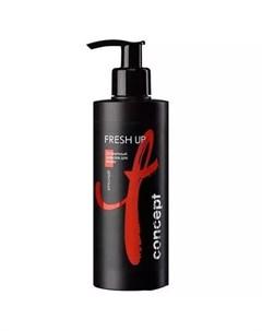 Оттеночный бальзам для красных оттенков волос 250 мл Окрашивание Concept