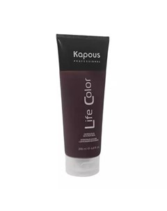 Бальзам оттеночный для волос Life Color Песочный 200 мл Kapous professional