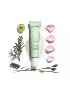 Крем флюид для лица Vinopure матирующий сужает поры для комбинированной кожи 40 мл Vinopure Caudalie